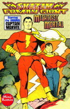 Shazam Family Giant: Mightiest Mortal