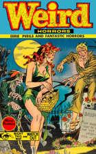 Weird Horrors