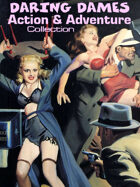 Daring Dames: Action & Adventure Collection [BUNDLE]