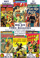 Big 6 Komix Collection [BUNDLE]