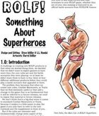 ROLF: Something About Superheroes