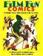 Film Fun Comics Vol. 2: Black Cat vs. HIM!