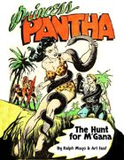 Princess Pantha: The Hunt for M'Gana