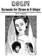ROLF: Serenade for Sirens in G Major