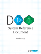D10/0 System Reference Document
