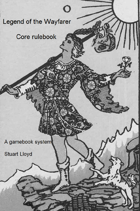 Legend of the Wayfarer core rulebook
