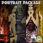 ERG001: Portrait Package - Full rights