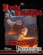 Feats Reforged: Vol. I, Core Rules