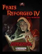 Feats Reforged: Vol. IV, The Magic Feats