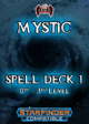 Mystic Spell Deck I [Starfinder Compatible]