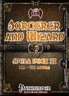 Sorcerer/Wizard Spell Deck II (3rd-4th)