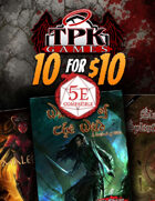 Total Party Kill Games' 5th Edition [BUNDLE]