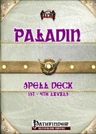 Paladin Spell Deck [PF]