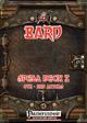 Bard Spell Deck I (0th-2nd) [PF]