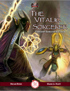 The Vitalic Sorcerer