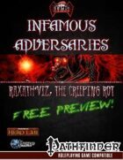 Infamous Adversaries: Raxath'Viz, the Creeping Rot [Preview]