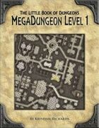Megadungeon Level 1 (map-pack)