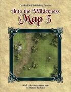 Into the Wilderness: Map 3