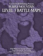 Purple Mountain: Level 3 Battle-Maps