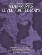 Purple Mountain: Level 3 Battle-Maps