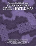 Purple Mountain: Level 4 Battle-Map