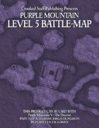 Purple Mountain: Level 5 Battle-Map