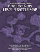 Purple Mountain: Level 5 Battle-Map