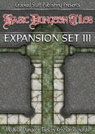 Basic Dungeon Tiles : Expansion Set 3
