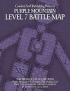 Purple Mountain: Level 7 Battle-Map