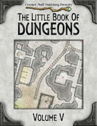 The Little Book Of Dungeons - Volume V