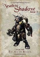Neath the Shadow #3 (zine)