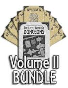 Book of Dungeons - Volume II [BUNDLE]