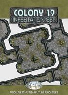 Colony 19 - infestation set (28mm)
