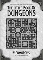 The Little Book of Dungeons: Geomorphs