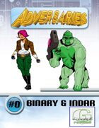 Adversaries #0 (G-Core)