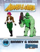 Adversaries #0 (Supers!)