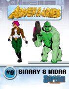 Adversaries #0 (Supers!)