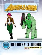 Adversaries #0 (CC&VF)