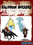 Halloween Horrors: Four Fiends (Supers!)