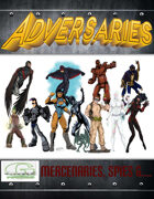 Adversaries: Mercenaries, Spies &.... (G-Core)