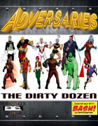Adversaries: The Dirty Dozen (BASH)