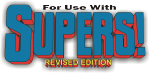 Supers! Revised