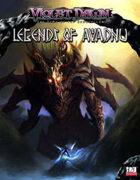 Legends of Avadnu