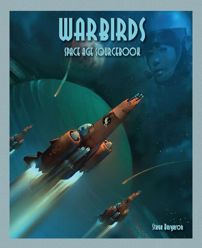 Warbirds Space Age Sourcebook