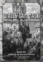 Walls Can Talk. Castle legends. Redesigned