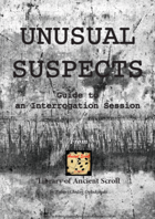Unusual Suspects. Redesigned