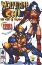 Wolverine and Shi : Dark Night of Judgment
