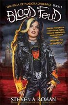 Blood Feud: The Saga of Pandora Zwieback, Book 1