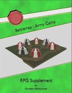 Battlemap : Army Camp