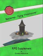 Battlemap : Flying Watchtower
